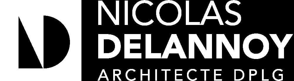 Nicolas Delannoy architecte DPLG